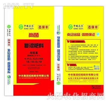 复合肥料18-18-0+18-态保丰-中农国控