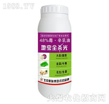 48%毒・辛乳油-地虫