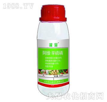 10%阿维辛硫磷(500ml)-灌宝-海立信