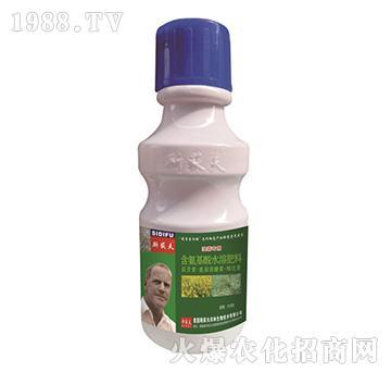 油菜专用(瓶)-含氨基酸水溶肥料-斯荻夫