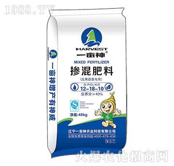 瓜果蔬菜专用型掺混肥1