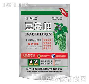 含腐植酸水溶肥料-豆尔