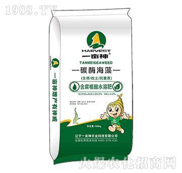 含腐植酸水溶肥-碳酶海藻-一亩神