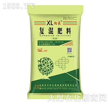 复混肥料15-15-15-向良-华庭生物