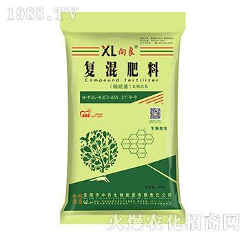 复混肥料27-9-9-向良-华庭生物