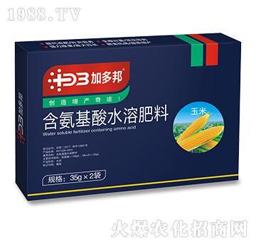 玉米�S煤�氨基酸水溶肥料-加多邦