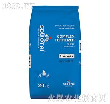 水溶性复合肥15-5-27-沃泰生物