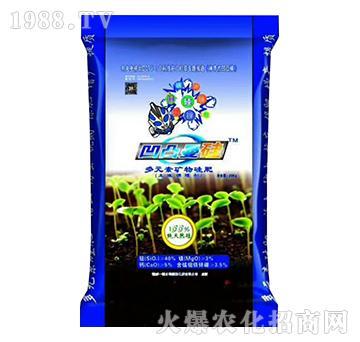 多元素矿物硅肥(土壤调节剂)-凹凸曼硅-旺优农业