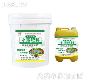 促花促果高磷元素清液肥