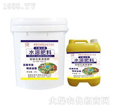花果早发高磷元素清液肥