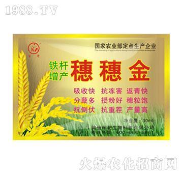小麦穗穗金-标靶生物