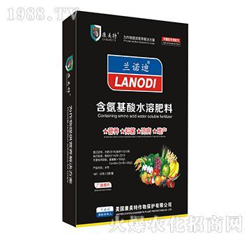 广谱通用含氨基酸水溶肥料-兰诺迪-康美特3