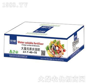 多力欣-大量元素水溶肥13-7-40+TE