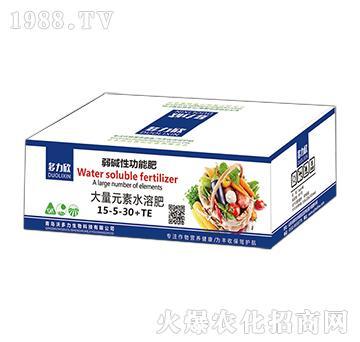 多力欣-大量元素水溶肥15-5-30+TE