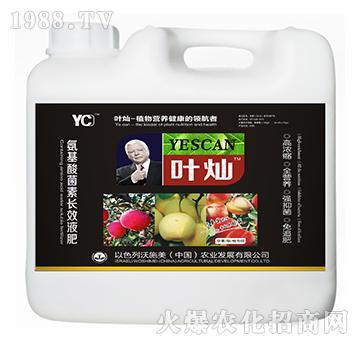 苹果梨桃专用氨基酸菌素