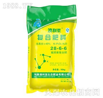 高浓度复合肥料28-6-6-澳利亚