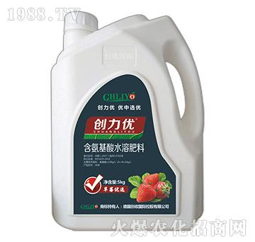 草莓优选含氨基酸水溶肥