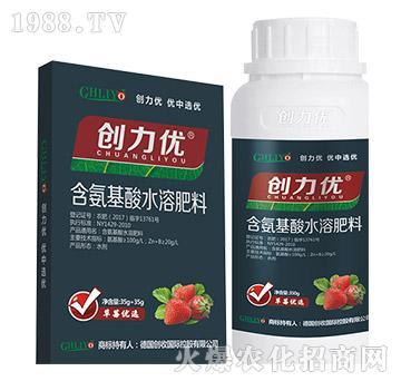 草莓优选含氨基酸水溶肥(套装)-创力优