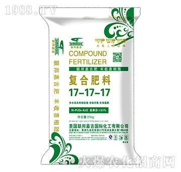 25kg复合肥料17-17-17-联邦嘉吉