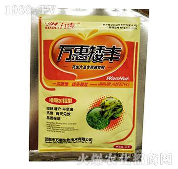 花生大豆专用调节剂-万惠矮丰-万惠康