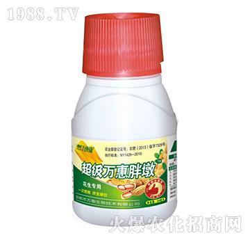 花生专用控旺剂-超级万惠胖墩-万惠康