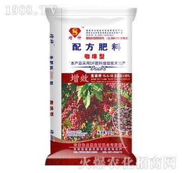 咖啡型配方肥料15-5