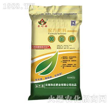 配方肥料-黄金钾-果叶神-和庄肥业