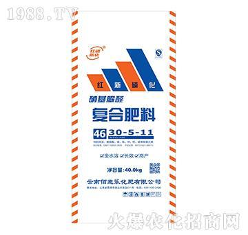 硝基脲醛复合肥料30-5-11-佰施乐