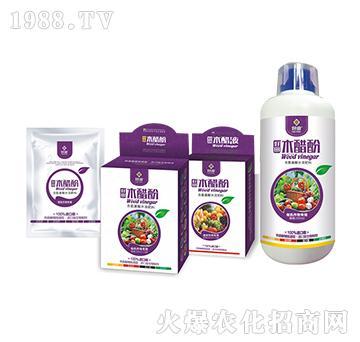 有机作物专用含氨基酸水溶肥料-木醋酚-好田