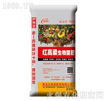 红高粱生物菌肥-红高粱
