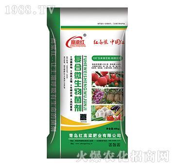 复合微生物菌剂-高粱红-红高粱