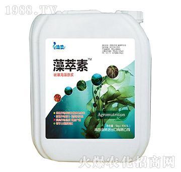 碳基海藻原浆-藻萃素-海赞