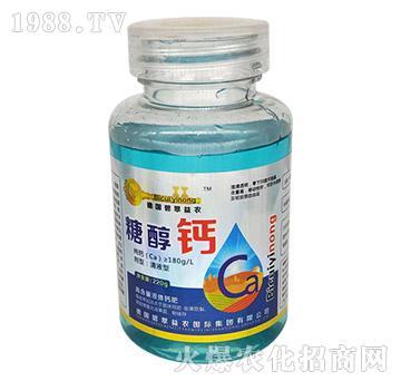 糖醇钙(220g)-碧翠益农