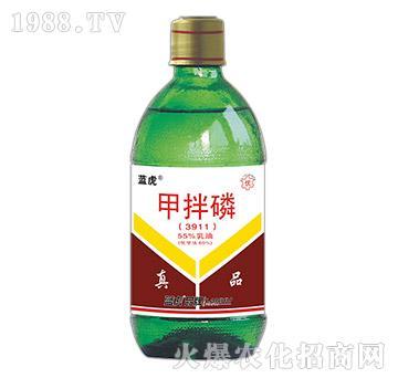 55%甲拌磷乳油-蓝虎