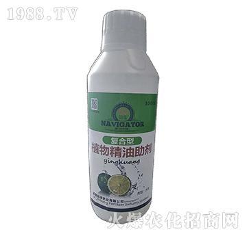 復合型植物精油助劑-植康肥業
