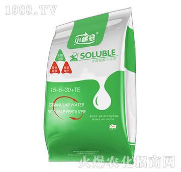含腐植酸水溶肥15-5-30+TE-小螺号-嘉农生物