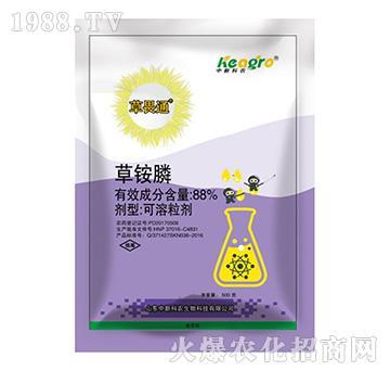 88%草铵膦-草畏通-中新科农