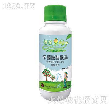 1.8%辛菌胺醋酸盐-清清果园-德国公牛