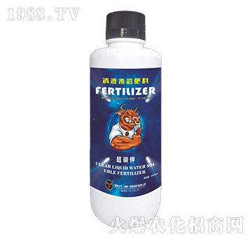 清液水溶肥料-超磷钾-德国公牛