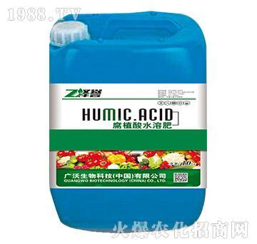 腐植酸水溶肥-泽誉-广沃生物