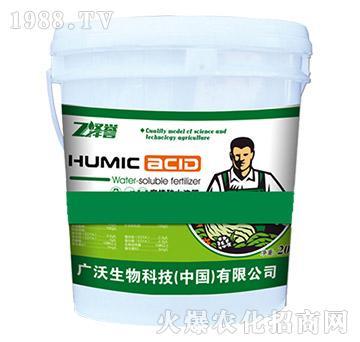 海藻类腐植酸水溶肥-泽誉-广沃生物