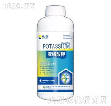 亚磷酸钾0-525-270-悦能-荣耀生物