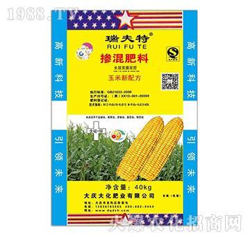 玉米专用掺混肥料-瑞夫