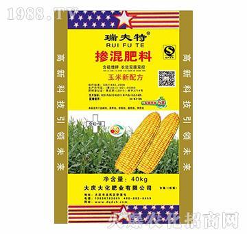 40%玉米专用掺混肥料