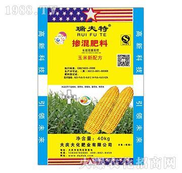 52%玉米专用稳定性肥