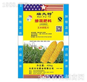 玉米新配方掺混肥料-瑞