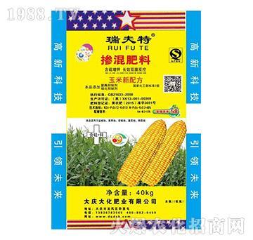 48%玉米新配方掺混肥