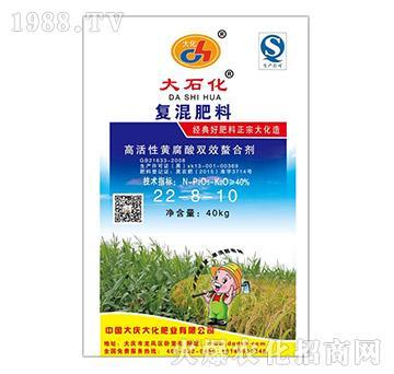 复合肥料22-8-10