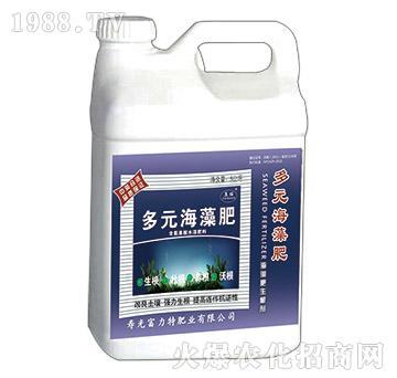 含氨基酸水溶肥料-多元海藻肥-欧麦斯