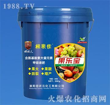 含氨基酸素大量元素甲级液肥-果乐宝-根果佳-田状元